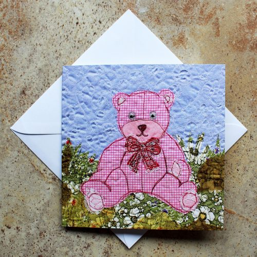 Rose, The Little Teddybear